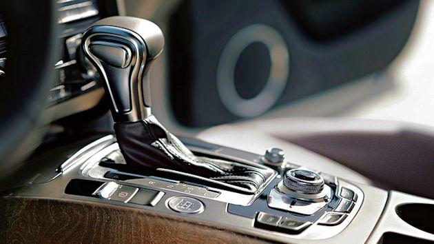 2015 Audi Allroad c-console