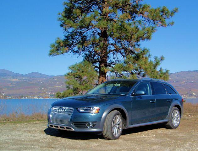 2015 Audi Allroad front q