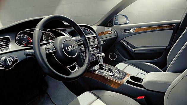2015 Audi Allroad interior