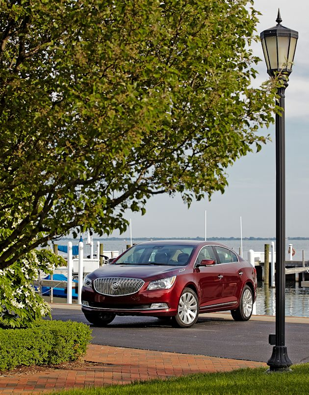 2015 buick lacrosse test drive our auto expert. Cars Review. Best American Auto & Cars Review