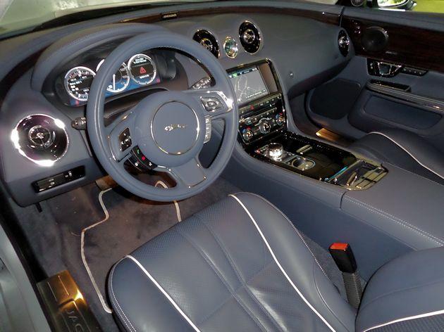 2015 Jaguar XJL Test Drive | Our Auto Expert