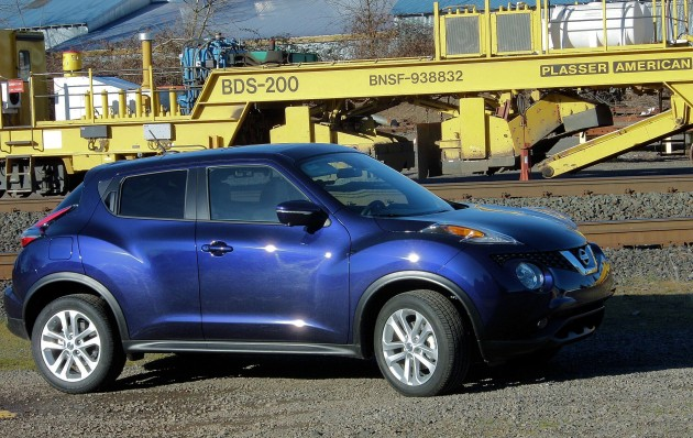 2015 Nissan Juke Test Drive | Our Auto Expert