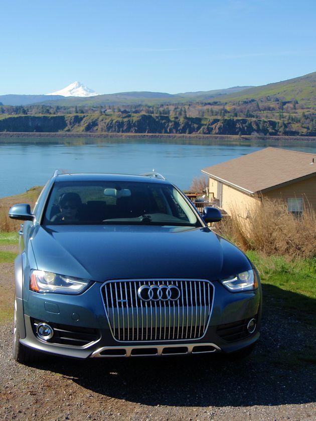 20156 Audi Allroad front 2