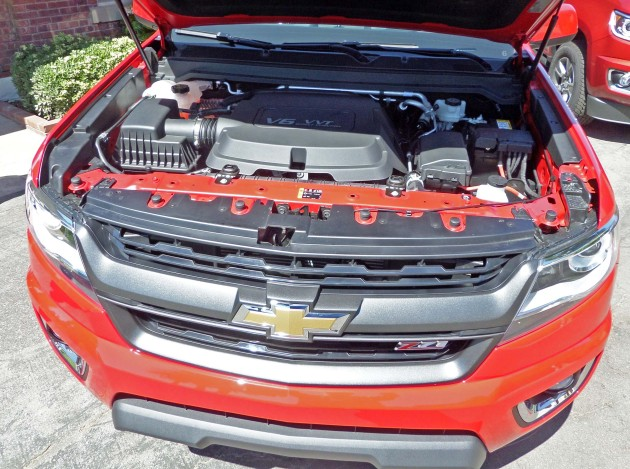 Chevy Colorado Eng