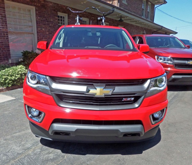 Chevy Colorado Nose