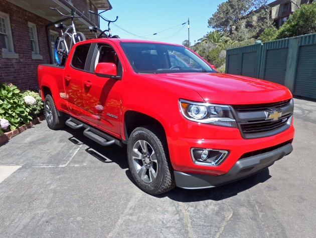 Chevy Colorado RSF