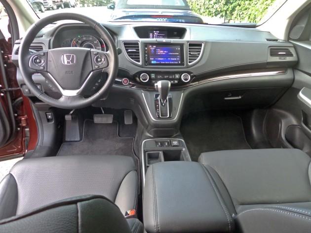 Honda CR-V Dsh