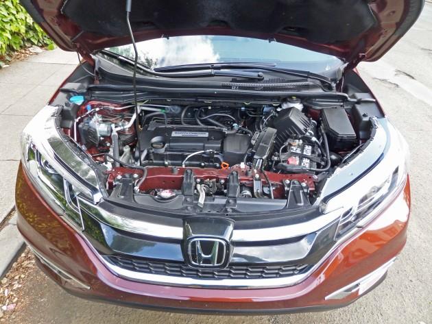 Honda CR-V Eng