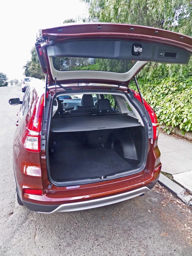 Honda CR-V Htch