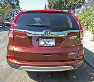 Honda CR-V Tail