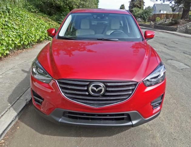 Mazda-CX-5-Nose