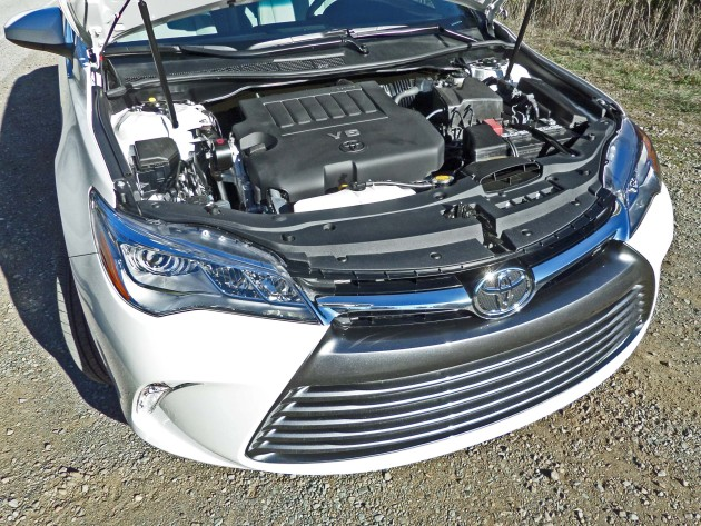 Toyota Camry XLE Eng