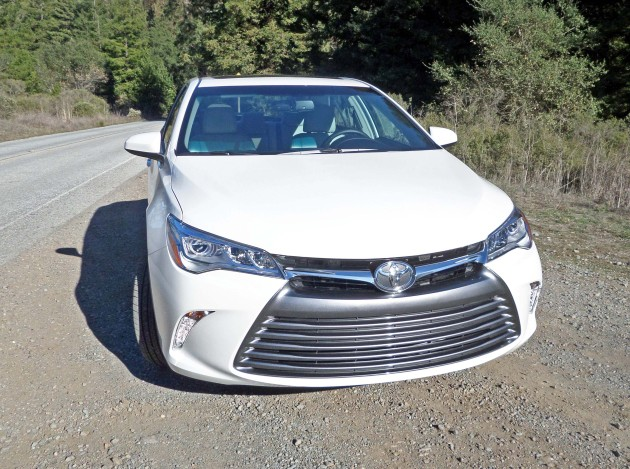Toyota Camry XLE NoseW