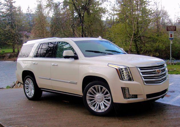 2015 Cadillac Escalade Platinum Test Drive Our Auto Expert