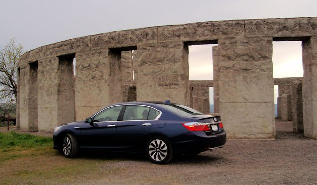 2015 Honda Accord rear q stonehendge