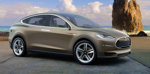 2015 Tesla X