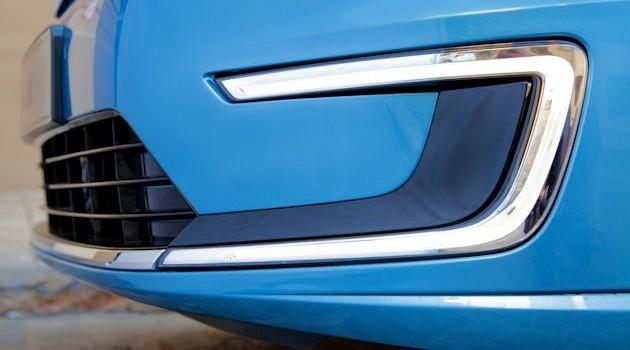 2015 Volkswagen e-Golf SEL Premium Test Drive