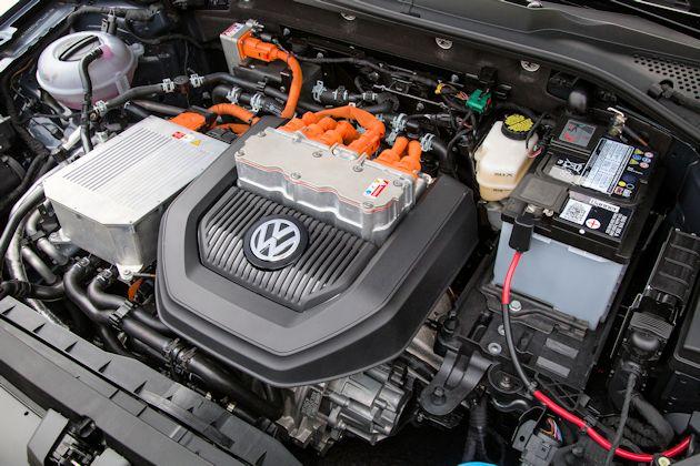 2015 Volkswagen eGolf motor