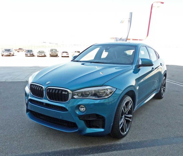 2015 BMW X6M Test Drive | Our Auto Expert