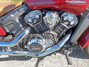 Indian Scout Eng