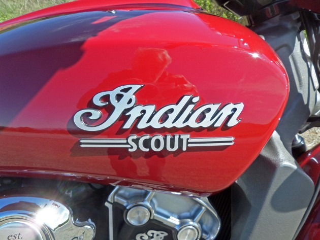 Indian Scout Tnk