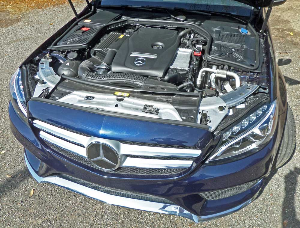 mercedes c300 4matic review 2013