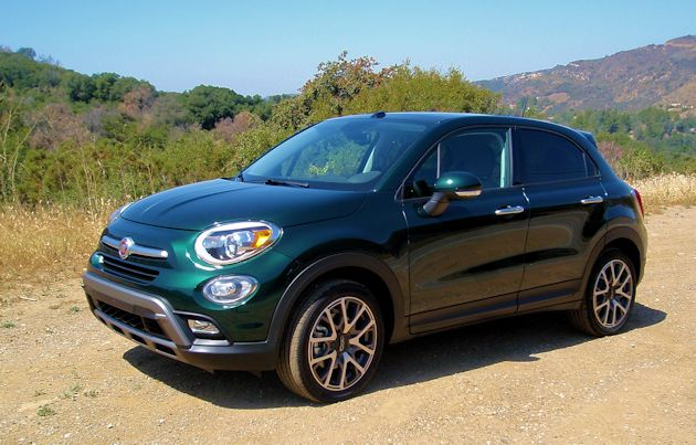 2016 fiat 500x test drive our auto expert. Black Bedroom Furniture Sets. Home Design Ideas