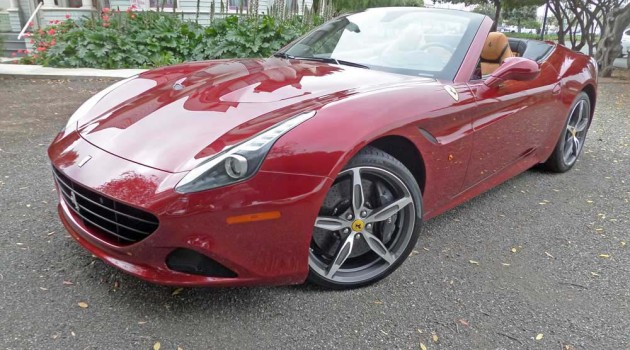 2015 Ferrari California T Test Drive