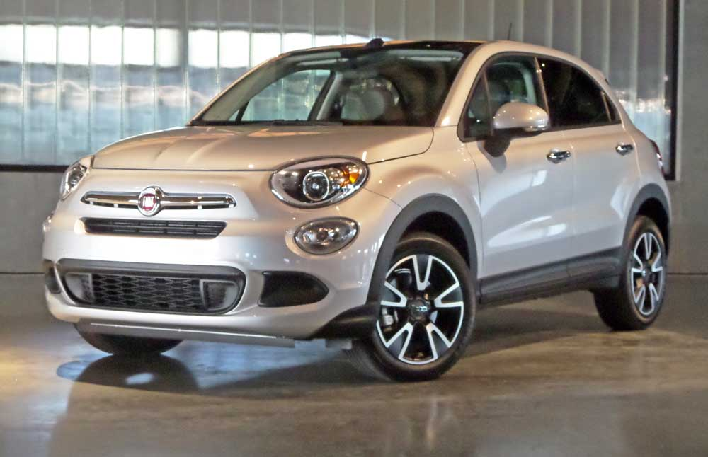 2016 fiat 500x awd test drive our auto expert. Black Bedroom Furniture Sets. Home Design Ideas