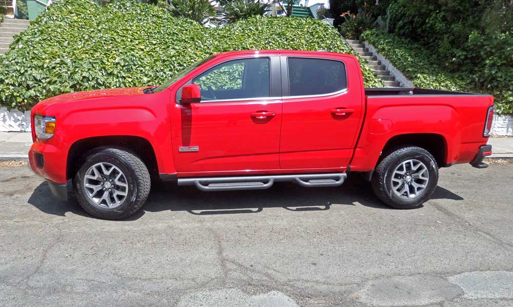 2015 Gmc Canyon 4wd Crew Cab Short Bed All Terrain Test Drive Our Auto Expert