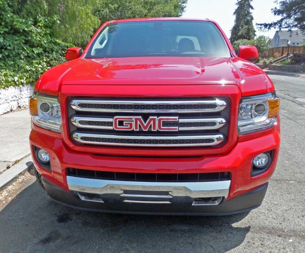 GMC-Canyon-Nose