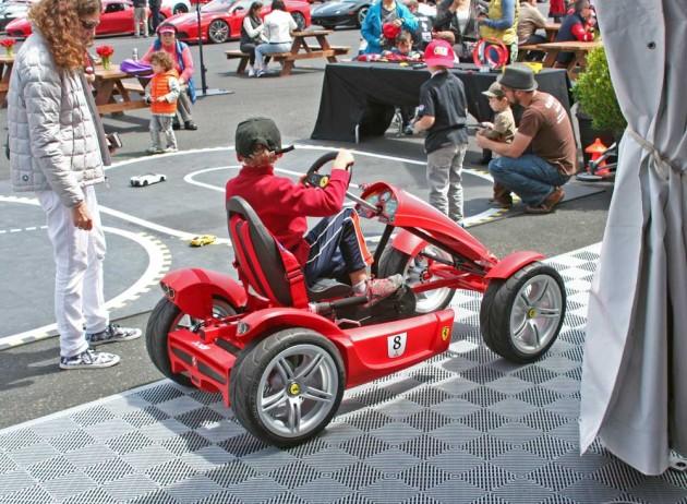 Pedal-Ferrari