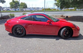 Porsche 911 Carrera GTS RSD