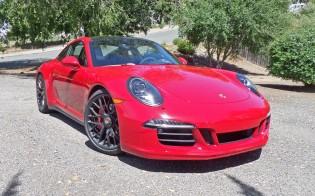 Porsche 911 Carrera GTS RSF