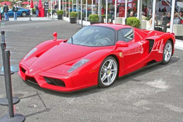 Ferrari Challenge weekend at Sonoma Raceway