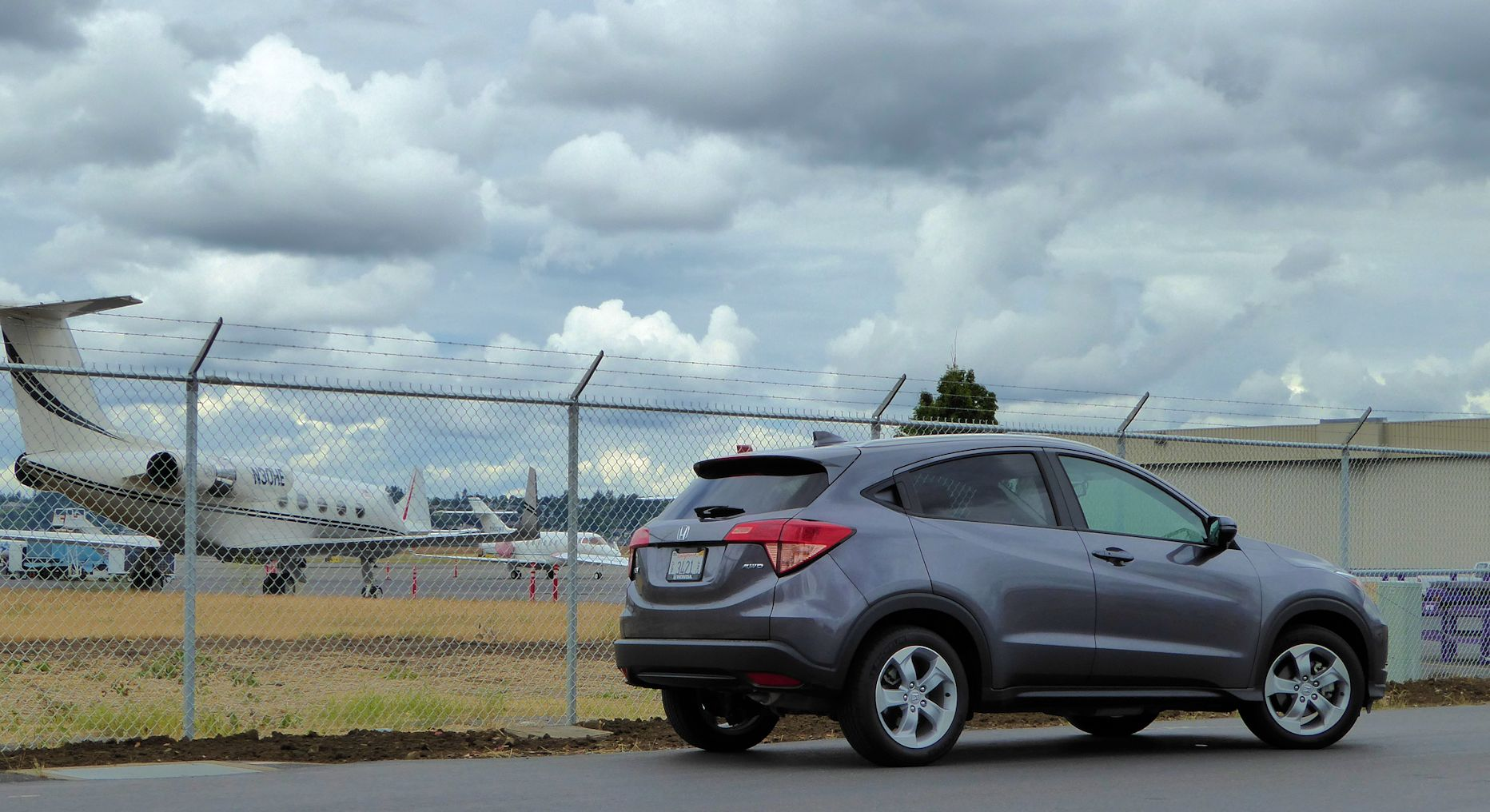 2016 Honda HRV Test Drivenbsp