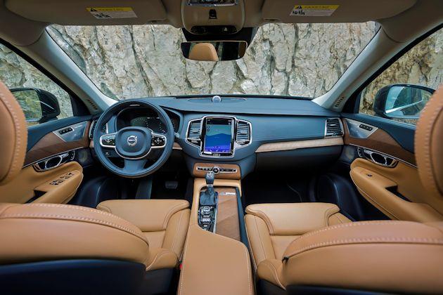 2016 Volvo Xc90 Interior