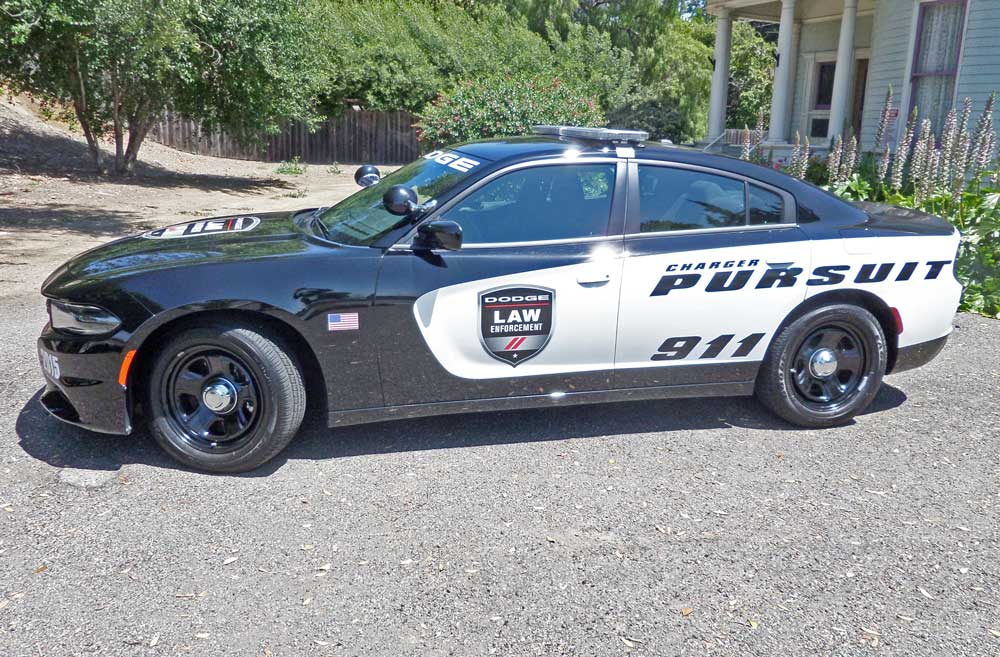 2015 Dodge Charger Police Pursuit Test Drive Our Auto Expert