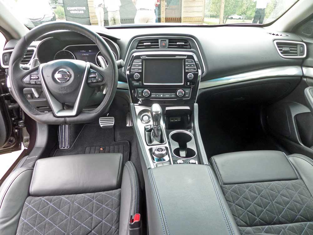2016 Nissan Maxima Sedan Test Drive  Our Auto Expert