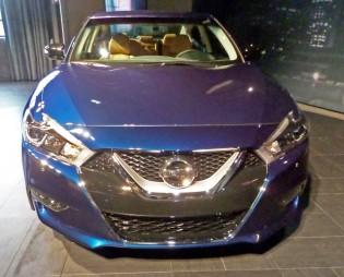 Nissan-Maxima-Nose
