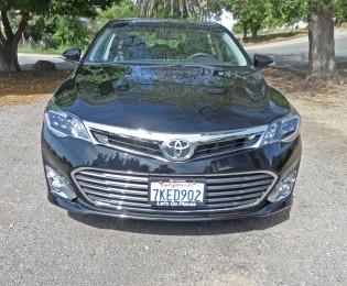 Toyota-Avalon-XLE-Trg-Spt-Nose
