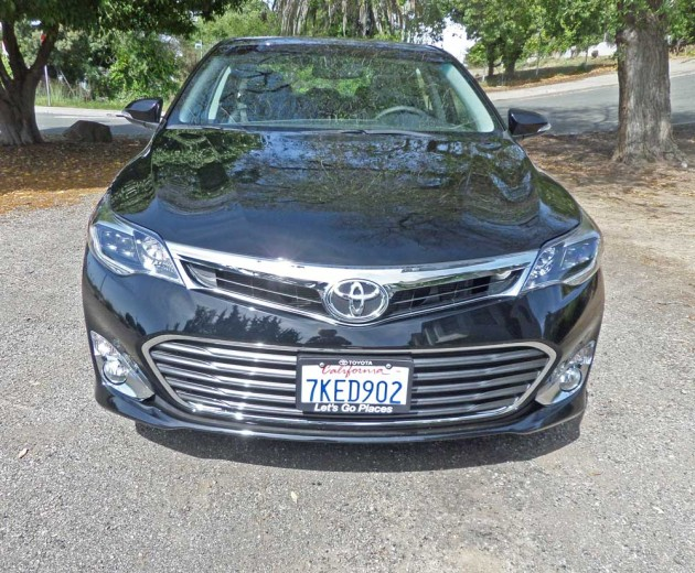 Toyota-Avalon-XLE-Trg-Spt-Nose