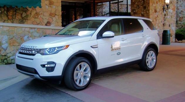 Land Rover at  Rolex Kentucky 3-Day Event – Part 1