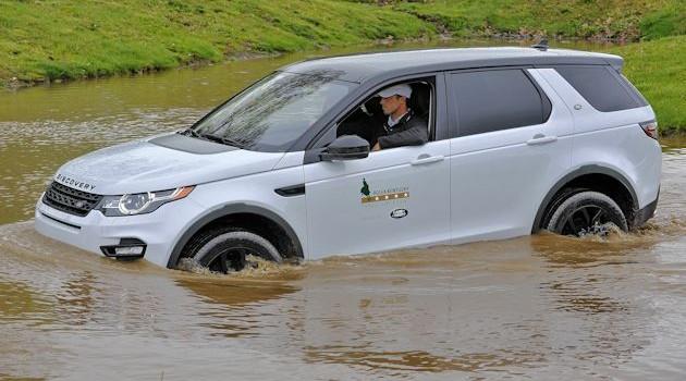 Land Rover at  Rolex Kentucky 3-Day Event – Part 2