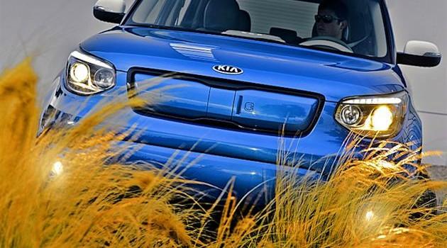 2015 Kia Soul EV Market Expanded