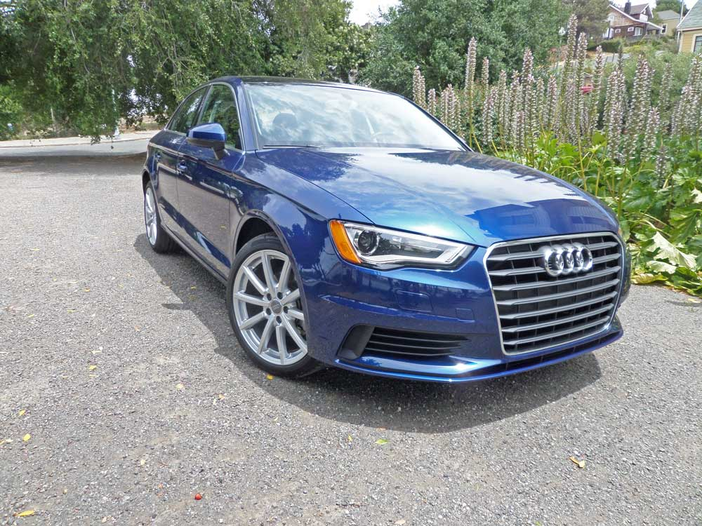 2015 audi a3 2 0 tdi fwd test drive our auto expert. Black Bedroom Furniture Sets. Home Design Ideas