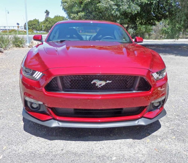 Ford-Mustang-GT-Nose