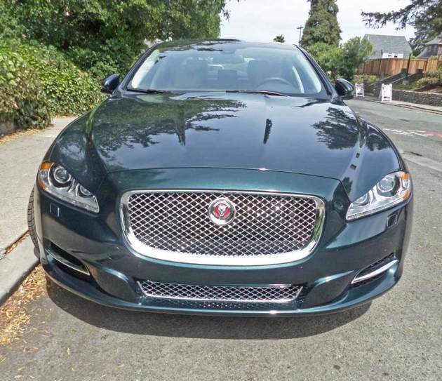 Jaguar-XJL-Nose
