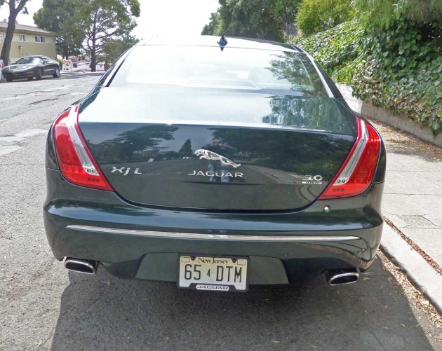 Jaguar-XJL-Tail