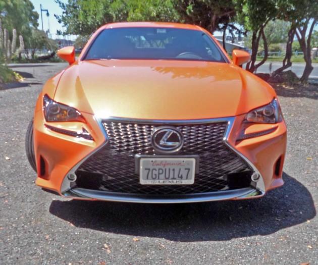 Lexus-RC-350-F-Sport-Nose